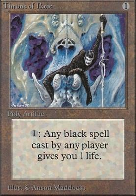 Unlimited: Throne of Bone