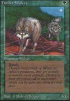 Unlimited: Timber Wolves