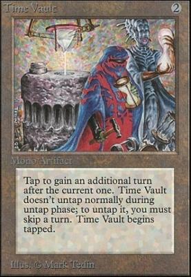 Unlimited: Time Vault