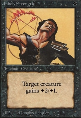 Unlimited: Unholy Strength