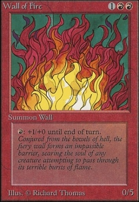 Unlimited: Wall of Fire