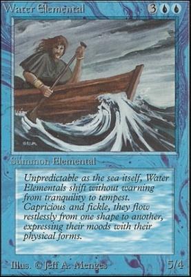 Unlimited: Water Elemental