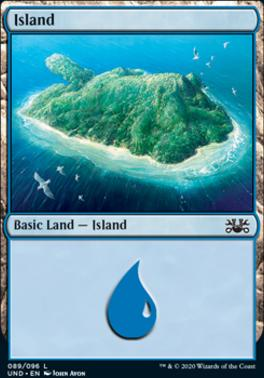 Unsanctioned: Island (089 - A)