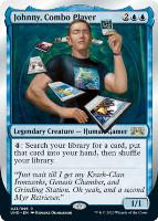 Unsanctioned: Johnny, Combo Player