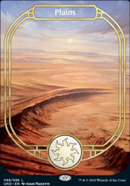 Unsanctioned: Plains (088 - B)