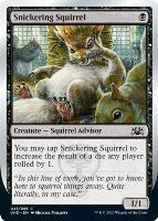 Unsanctioned: Snickering Squirrel