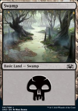 Unsanctioned: Swamp (091 - A)