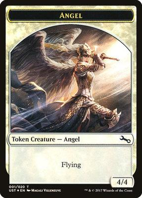 Unstable: Angel Token (Full Art)