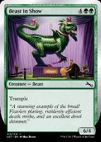 Unstable Foil: Beast in Show (C - Raptor -