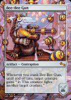 Unstable: Bee-Bee Gun