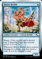 Unstable Foil: Blurry Beeble