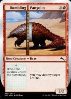 Unstable Foil: Bumbling Pangolin
