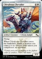 Unstable: Chivalrous Chevalier