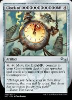 Unstable Foil: Clock of DOOOOOOOOOOOOM!