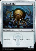 Unstable: Curious Killbot