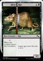 Unstable Foil: Dirty Rat