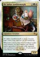 Unstable: Dr. Julius Jumblemorph