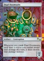 Unstable: Dual Doomsuits