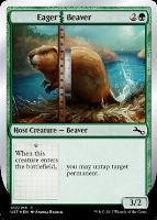 Unstable: Eager Beaver