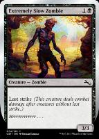 Unstable Foil: Extremely Slow Zombie (C - Summer)