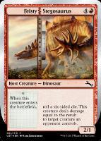 Unstable: Feisty Stegosaurus