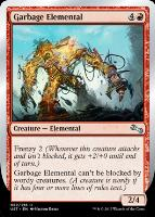 Unstable: Garbage Elemental (A 'Frenzy')