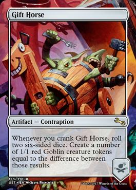 Unstable: Gift Horse
