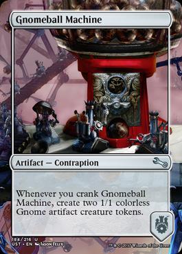 Unstable: Gnomeball Machine