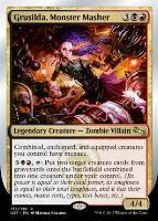 Unstable: Grusilda, Monster Masher