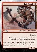 Unstable: Half-Orc, Half-