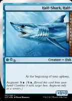 Unstable: Half-Shark, Half-