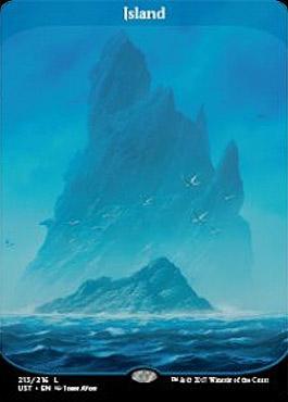 Unstable: Island