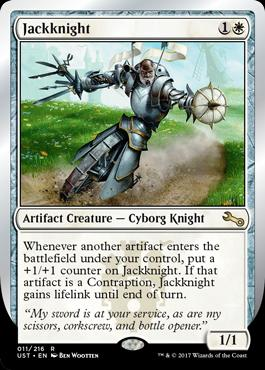 Magic the gathering cards unstable do it yourself seraph unstable jackknight solutioingenieria Image collections