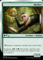 Unstable: Monkey-