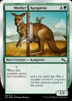 Unstable: Mother Kangaroo