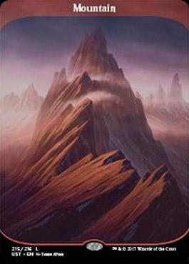 Unstable: Mountain
