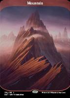 Unstable Foil: Mountain