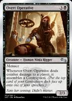 Unstable Foil: Overt Operative