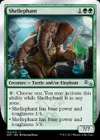 Unstable Foil: Shellephant