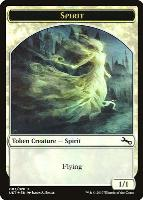 Unstable: Spirit Token (Full Art)