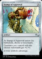 Unstable Foil: Stamp of Approval