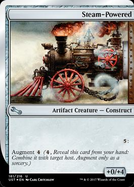 Unstable Foil: Steam-Powered