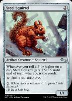 Unstable: Steel Squirrel