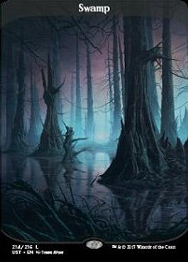 Unstable: Swamp