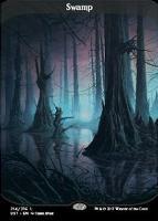 Unstable Foil: Swamp