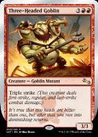 Unstable: Three-Headed Goblin