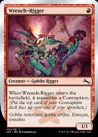 Unstable: Wrench-Rigger