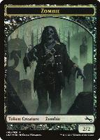 Unstable: Zombie Token (Full Art)