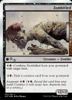 Unstable Foil: Zombified