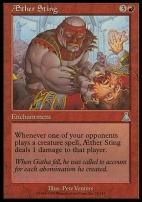 Urza's Destiny: Aether Sting